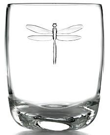La Rochere Dragonfly 10-ounce Tumbler, Set of 6.