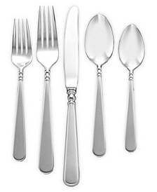 20-Pc. Pearl Platinum Flatware Set, Service for 4