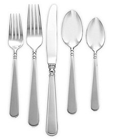 Lenox 20-Pc. Pearl Platinum Flatware Set