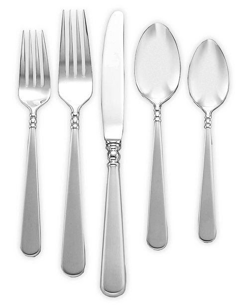Lenox Pearl Platinum 5 Piece Place Setting