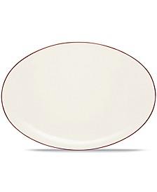 """Colorwave Oval Platter, 16"""""""