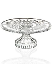 Waterford Serveware, Lismore Cake Plate and Server
