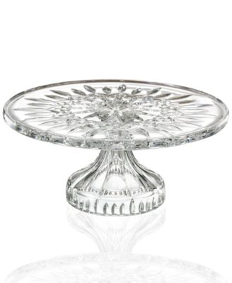 Waterford Serveware Lismore Footed Cake Plate  sc 1 st  Macy\u0027s & Waterford Serveware Lismore Footed Cake Plate - Glassware ...