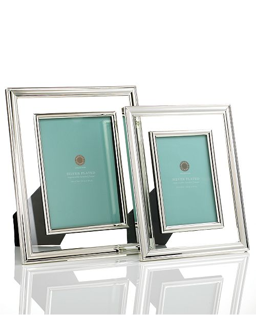 Martha Stewart Collection CLOSEOUT! Picture Frames, Glass Border Collection