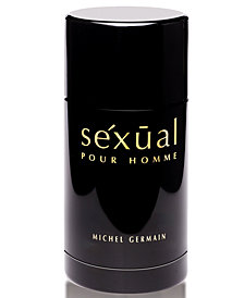 Michel Germain Men's sexual pour homme Deodorant Stick, 3.0 oz - A Macy's Exclusive