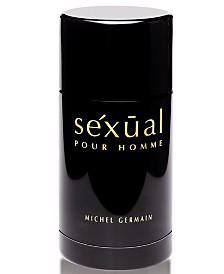Michel Germain Men's sexual pour homme Deodorant Stick, 3.0 oz - A Macy's Exclusive
