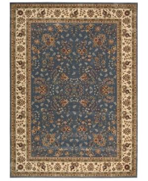 "Closeout! Nourison Area Rug, Persian Arts BD05 Light Blue 3' 6"" x 5' 6"""