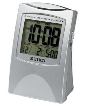 Seiko Digital Bedside Alarm Clock QHL005SLH