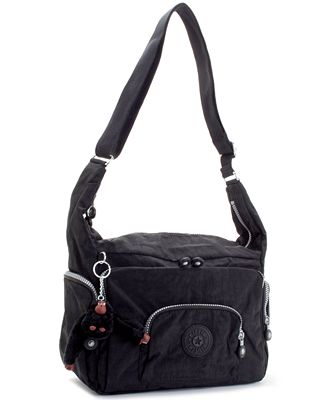 Kipling Europa Shoulder Bag Handbags Accessories Macy S