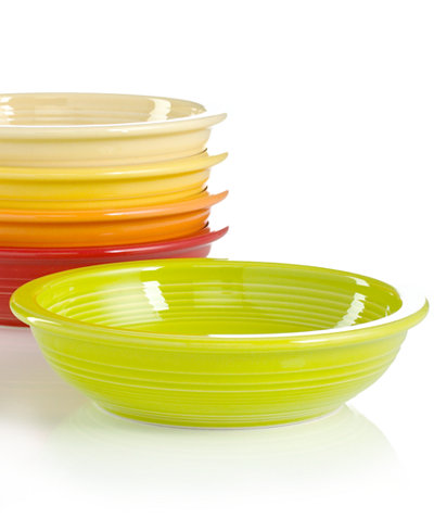 Fiesta Individual Pasta Bowl - Dinnerware - Dining & Entertaining ...