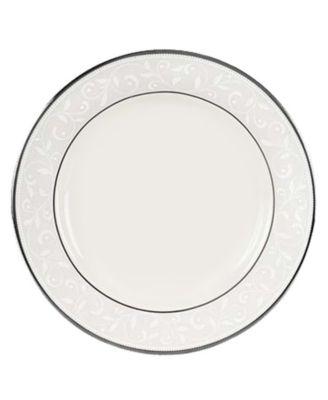 Pearl Innocence Appetizer Plate