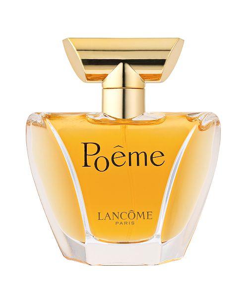 Lancôme Poême Parfum Spray 34 Oz Reviews All Perfume Beauty