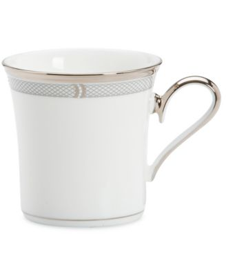 Solitaire White Mug