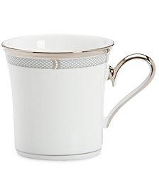 Lenox Solitaire White Mug