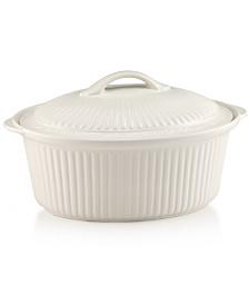 Mikasa Dinnerware, Italian Countryside Oval Covered Casserole Dish