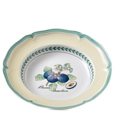 Villeroy Amp Boch Dinnerware French Garden Rim Soup Bowl