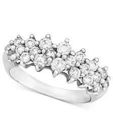 Diamond Band (1 ct. t..w) in 14k White Gold, Gold or Rose Gold