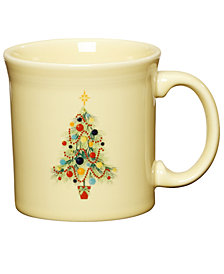 Fiesta Christmas Tree 12-oz. Java Mug