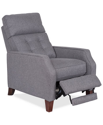 Elora Push Back Recliner Furniture Macy S
