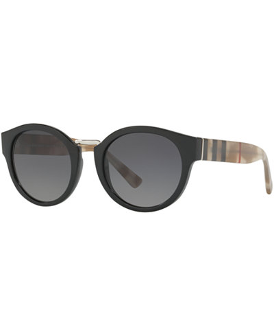 Burberry Polarized Sunglasses, BE4227