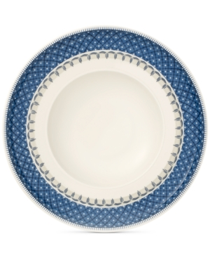 Villeroy  Boch Casale Blu Pasta Plate