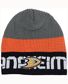 Reebok Anaheim Ducks Player Knit Hat