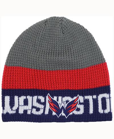 Reebok Washington Capitals Player Knit Hat