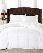 Down Comforters And Down Alternative Macy S