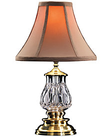 Waterford Table Lamp, Blue Bell