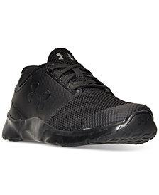 Under Armour Big Boys' Drift Run Mono Running Sneakers from Finish Line