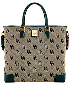 Dooney & Bourke Signature Quilted Chelsea Tote, Created for Macy's