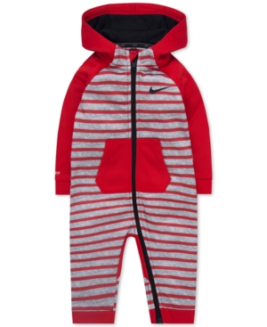 Nike 1-Pc. Hooded Striped...
