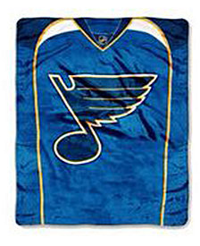 Northwest Company St. Louis Blues 50x60in Plush Throw Jersey