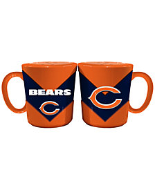 Memory Company Chicago Bears Chevron Team Salt & Pepper Shakers