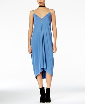 RACHEL Rachel Roy Sleeveless Midi Dress, Only at Macy's