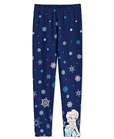 Disney's® Little Girls Frozen Elsa Leggings