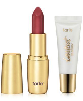Tarte Tarteist™ Lip Primer & Coconut Oil Lipstick