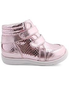 Mobility By Stardust Hi-Top Walker Sneakers, Baby Girls & Toddler Girls