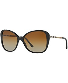 Burberry Polarized Sunglasses , BE4235Q