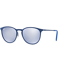 Ray-Ban ERIKA METAL MIRRORED Sunglasses, RB3539
