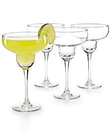 Cachet 4-Pc. Margarita Glass Set