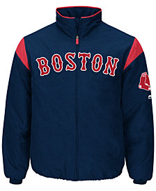 Majestic Men's Boston Red Sox On-Field Thermal Jacket