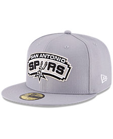 New Era San Antonio Spurs Solid Team 59FIFTY Cap
