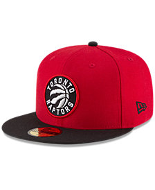 New Era Toronto Raptors 2 Tone Team 59FIFTY Cap