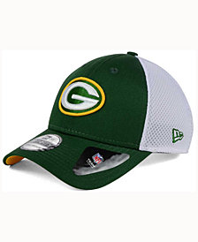 New Era Green Bay Packers Neo Builder 39THIRTY Cap