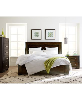 fairbanks bedroom furniture collection, created for macy's