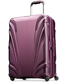 "CLOSEOUT! Samsonite Silhouette XV 30"" Hardside Expandable Spinner Suitcase"