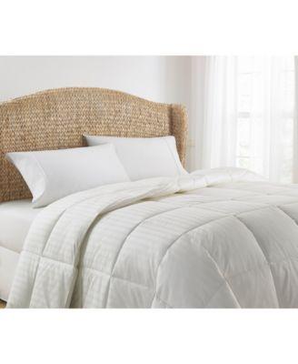 Organic Cotton Full/Queen Down Alternative Comforter