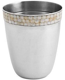 Paradigm Opal Shiny Wastebasket