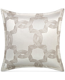 CLOSEOUT! Hotel Collection  Ironwork European Sham, Created for Macy's